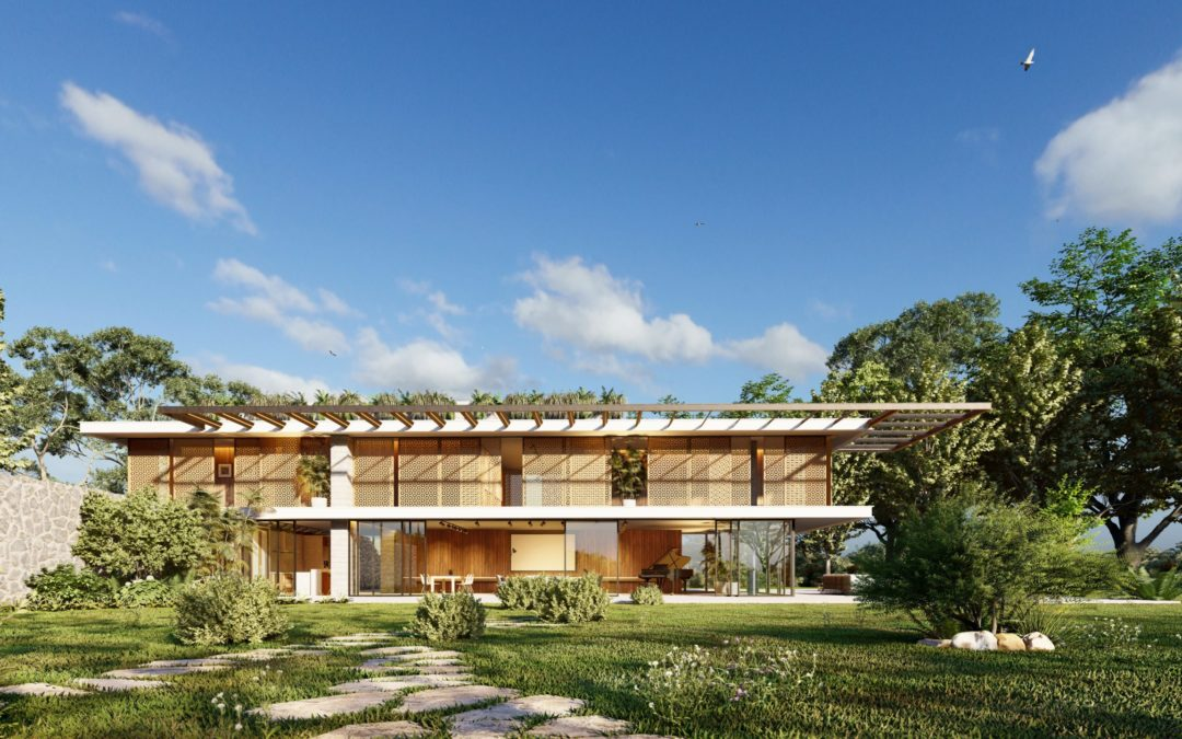 Cómo crear diferentes atmósferas en los renders arquitectónicos con Cielos Reales