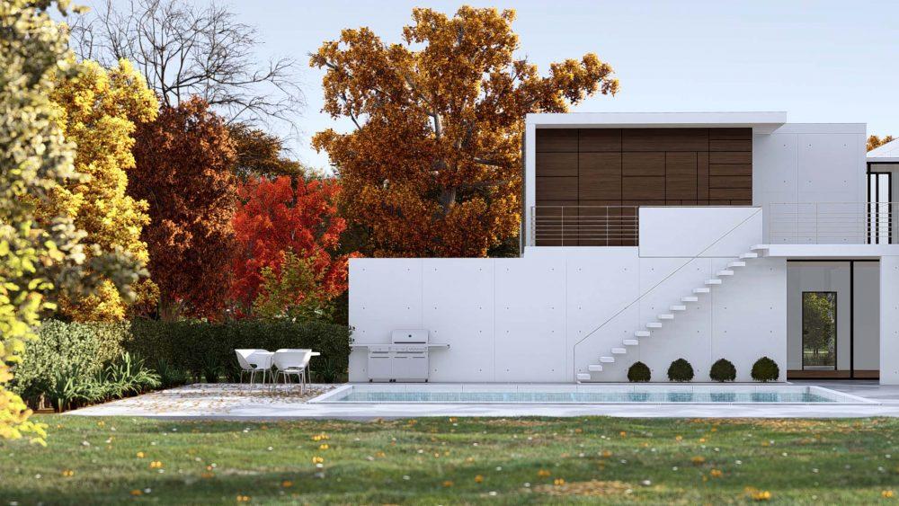 Lumion 11 para arquitectos: ejemplos y plantillas de Lumion