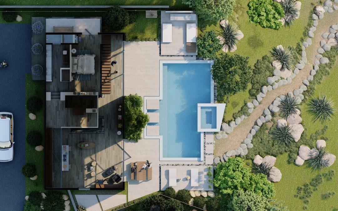 Proceso de diseño arquitectónico y renderizado: cómo Lumion ha cambiado esta relación