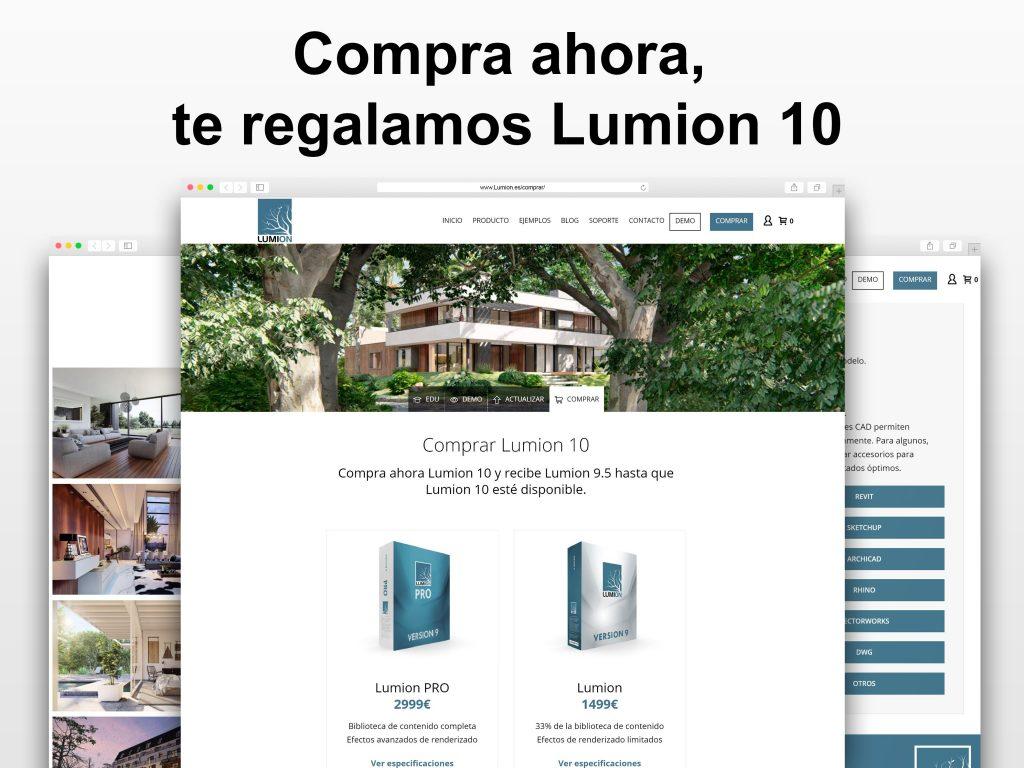 Compra Lumion 10