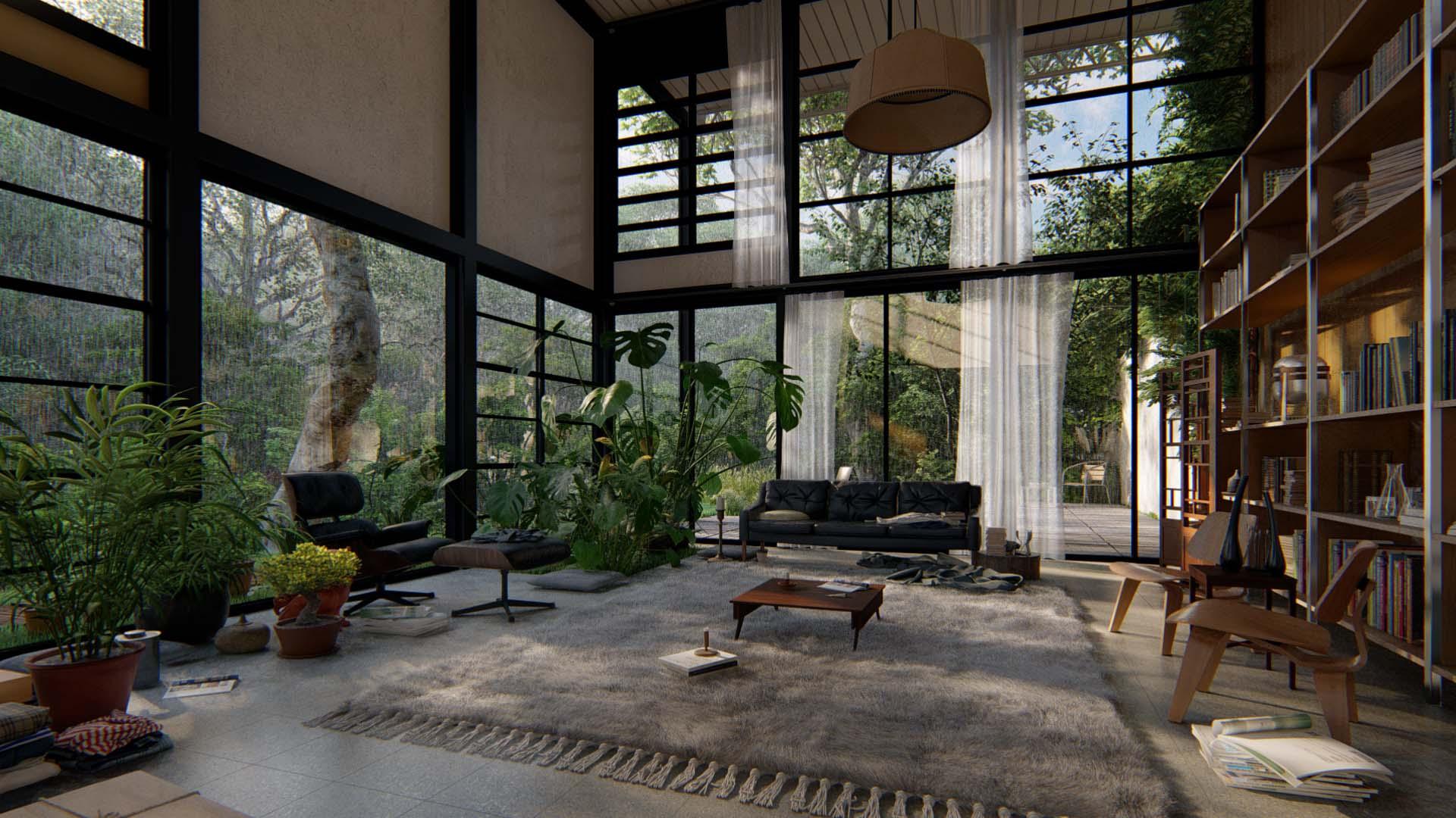 rain-eames-house